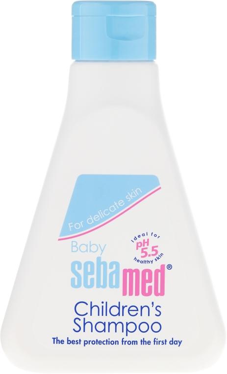 Șampon pentru copii - Sebamed Baby Shampoo — Imagine N2