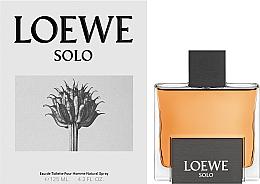 Loewe Solo Loewe - Apă de toaletă — Imagine N2