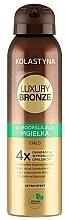 Parfumuri și produse cosmetice Spray auto-bronzant pentru corp - Kolastyna Luxury Bronze