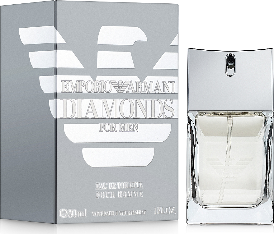 Giorgio Armani Emporio Armani Diamonds for Men - Apă de toaletă — Imagine N2