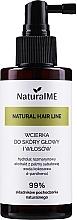 Parfumuri și produse cosmetice Loțiune împotriva căderii părului - NaturalME Natural Hair Line Lotion