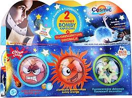 "Parfumuri și produse cosmetice Set bile efervescente ""Do It Yourself. Cosmic Bath Bomb"" - Chlapu Chlap"