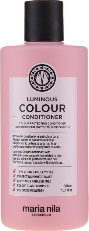 Set - Maria Nila Luminous Colour Gift Set (h/shm/350ml + h/cond/300ml + h/soap/300ml) — Imagine N3