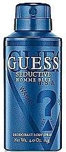 Parfumuri și produse cosmetice Guess Seductive Homme Blue - Deodorant