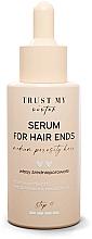 Parfumuri și produse cosmetice Ser de păr cu porozitate medie - Trust My Sister Medium Porosity Hair Serum For Hair Ends