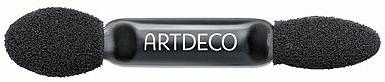 Aplicator dublu pentru farduri de pleoape - Artdeco Double Applicator for Trio Box — Imagine N1
