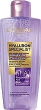 Parfumuri și produse cosmetice Apă micelară - L'Oreal Paris Hyaluron Expert