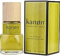 Parfumuri și produse cosmetice Kanon For Men - Apă de toaletă