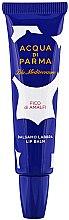 Parfumuri și produse cosmetice Acqua di Parma Blu Mediterraneo Fico di Amalfi - Balsam de buze