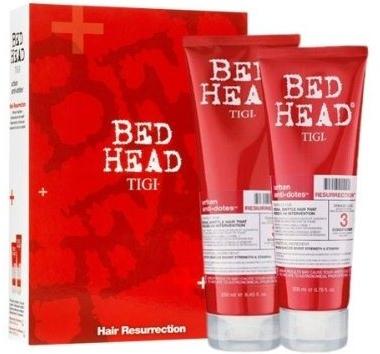 Set - Tigi Bed Head Hair Resurrection Set (shm/250ml + cond/200ml) — Imagine N1