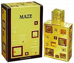 Parfumuri și produse cosmetice Al Haramain Maze - Apă de parfum