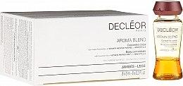Parfumuri și produse cosmetice Concentrat pentru corp - Decleor Aroma Blend Body Concentrate Legs