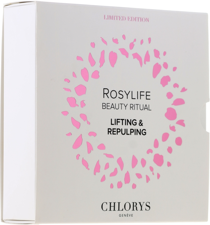 Set - Chlorys Rosylife Beauty Ritual (n/cream/10ml+d/cream/12ml+serum/10ml) — Imagine N1