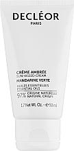 Parfumuri și produse cosmetice Cremă antioxidantă pentru strălucirea tenului - Decleor Aromessence Green Mandarin Sun-Kissed Glow Cream