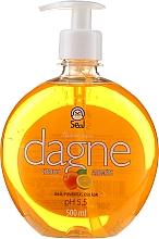 Parfumuri și produse cosmetice Săpun lichid cu aromă de citrice - Seal Cosmetics Dagne Liquid Soap