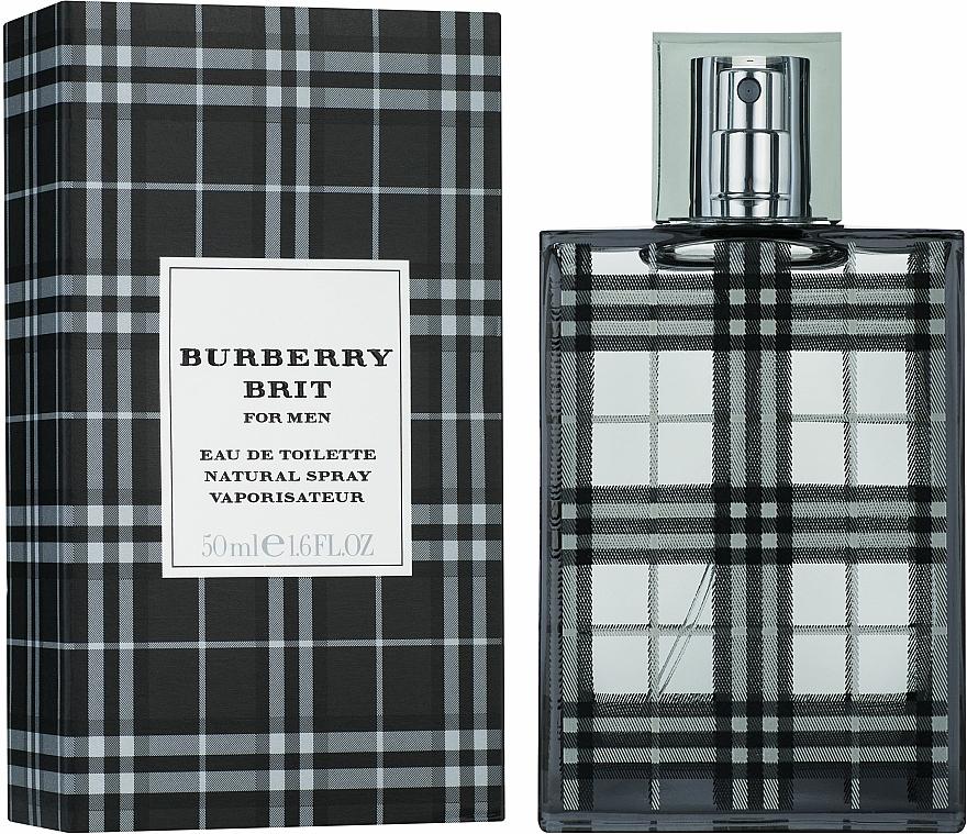 Burberry Brit for men - Apă de toaletă — Imagine N2