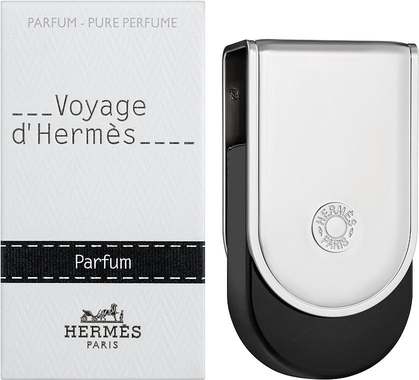 Hermes Voyage d`Hermes - Apă de parfum (mini) — Imagine N1