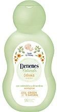 Parfumuri și produse cosmetice Apă de colonie pentru copii cu calendula și migdale  - Denenes Cologne Naturals