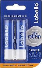 Parfumuri și produse cosmetice Set - Labello Classic Care Balm Set (balm/2x4.8g)