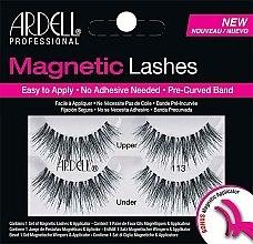 Parfumuri și produse cosmetice Gene false - Ardell Magnetic Strip Lashes 113