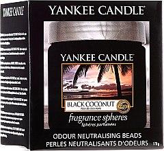 Parfumuri și produse cosmetice Bile aromatice - Yankee Candle Black Coconut Fragrance Spheres