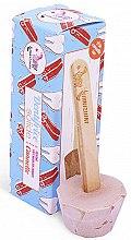 Parfumuri și produse cosmetice Pastă solidă pentru dinți - Lamazuna Cinnamon Solid Toothpaste