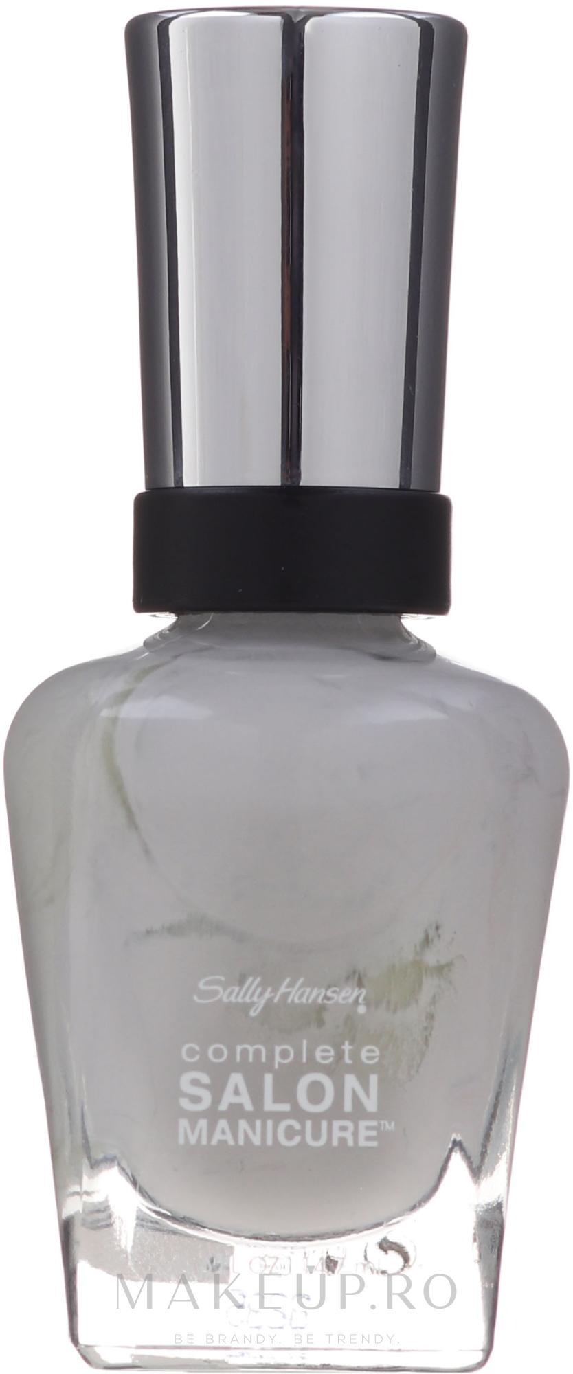 Lac de unghii - Sally Hansen Complete Salon Manicure — Imagine 013 - All Grey All Night