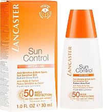 Parfumuri și produse cosmetice Cremă de protecție solară împotriva ridurilor și a petelor pigmentare - Lancaster Sun Control Anti-Wrinkles & Dark Spots SPF 50