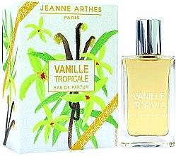 Parfumuri și produse cosmetice Jeanne Arthes Vanille Tropicale - Apă de parfum