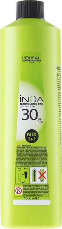 Oxidant - L'Oreal Professionnel Inoa Oxydant 9% 30 vol. Mix 1+1 — Imagine N1
