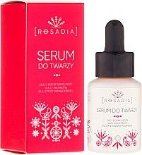 Parfumuri și produse cosmetice Ser facial - Rosadia