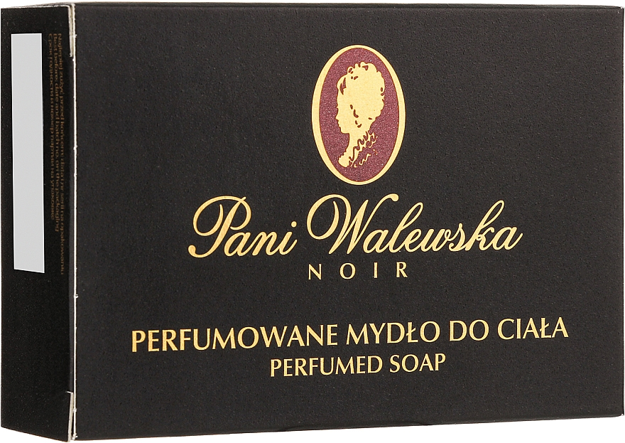 Săpun - Pani Walewska Noir Creamy Soap
