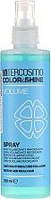 Parfumuri și produse cosmetice Spray fără clătire pentru păr - Intercosmo Color & Shine Volume Spray
