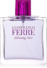 Parfumuri și produse cosmetice Gianfranco Ferre Blooming Rose - Apă de toaletă