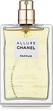 Parfumuri și produse cosmetice Chanel Allure - Apă de parfum (tester fără capac)