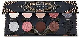 Parfumuri și produse cosmetice Paletă fard de ochi - London Copyright Magnetic Eyeshadow Palette The Opera
