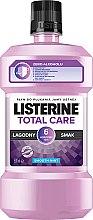 Parfumuri și produse cosmetice Agent de clătire pentru cavitatea bucală - Listerine Total Care Zero