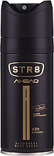 STR8 Ahead - Set (ash/lot/100ml + deo/150ml + sh/gel/250ml) — Imagine N2