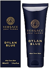 Parfumuri și produse cosmetice Versace Pour Homme Dylan Blue - Balsam după ras