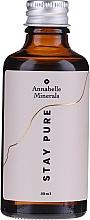 Parfumuri și produse cosmetice Ulei natural de față - Annabelle Minerals Stay Pure Oil