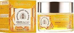 Parfumuri și produse cosmetice Cremă hidratantă pentru față - Bielenda Manuka Honey Nutri Elixir Day/Night Cream