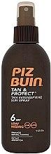 Parfumuri și produse cosmetice Spray pentru bronzare - Piz Buin Tan and Protect Intensifying Sun Spray SPF6