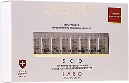 Parfumuri și produse cosmetice Loțiune- concentrat pentru stimularea creșterii părului, femei 500 - Labo Crescina HFSC 500 Re-Growth Woman