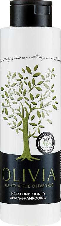 Balsam de păr - Olivia Beauty & The Olive Tree Hair Conditioner — Imagine N1