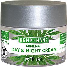Parfumuri și produse cosmetice Cremă de față - Mineral Beauty System Dead Sea Minerals & Cold Pressed Hemp Oil Day And Night Cream