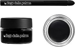Parfumuri și produse cosmetice Eyeliner Kajal impermeabil - Diego Dalla Palma Makeup Studio Oriental Kajal Waterproof