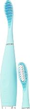 Parfumuri și produse cosmetice Periuță de dinți electrică cu rezervă - Foreo Issa 2 Sensitive Set Mint