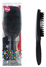 "Parfumuri și produse cosmetice Perie de masaj ""Blow-Styling"", negru - Rolling Hills Blow-Styling Smoothing Brush"