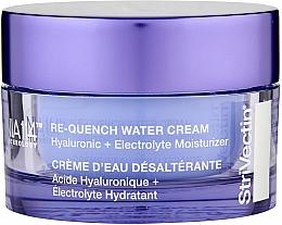 Parfumuri și produse cosmetice Cremă-aqua hidratantă pentru față - StriVectin Advanced Hydration Re-Quench Water Cream Hyaluronic + Electrolyte Moisturizer
