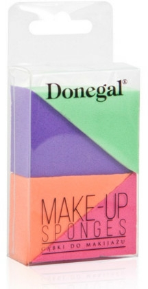 Burete de machiaj, 4 buc. 4305 - Donegal Sponge Make-Up
